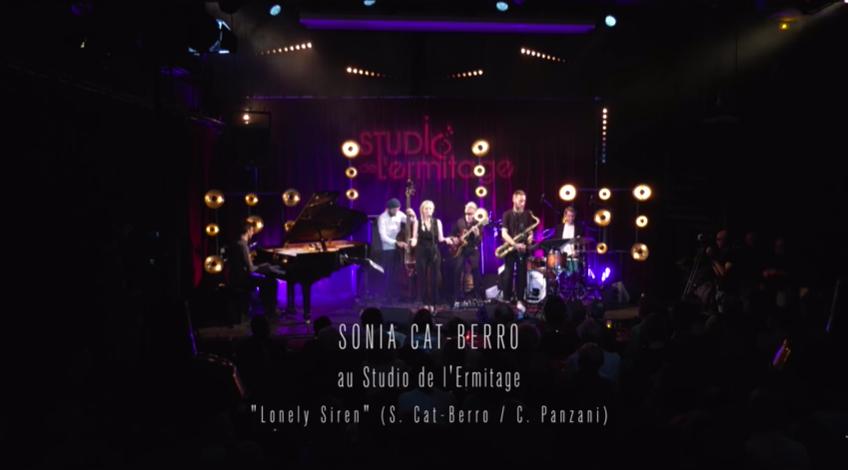 «Lonely Siren» – Studio de l'Ermitage 12/04/18